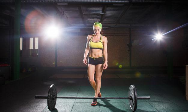 30 dias de dieta e academia