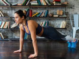 exercícios na quarentena